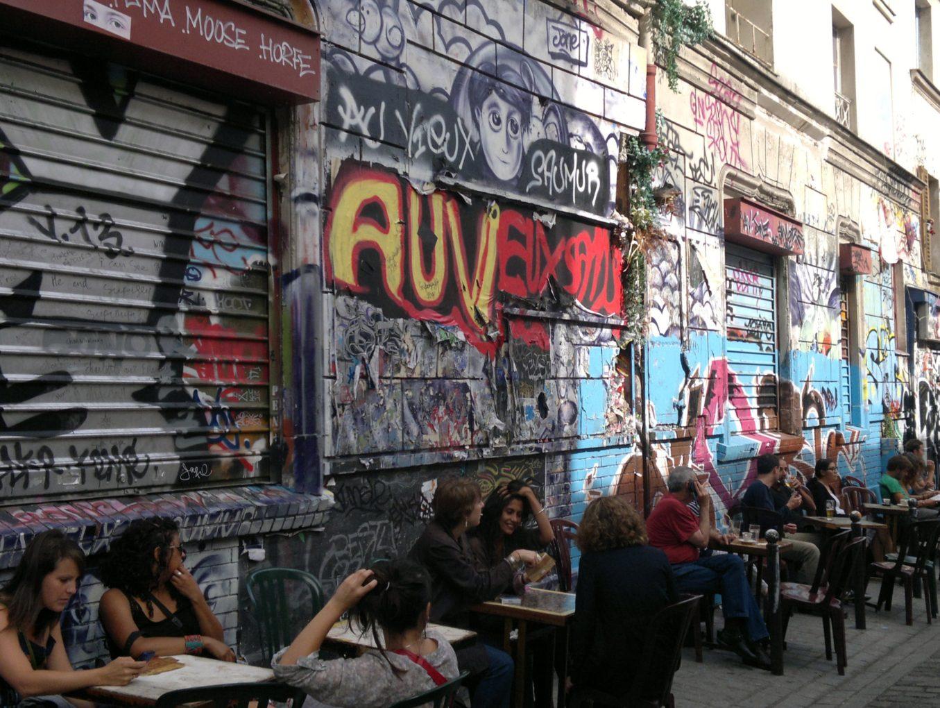 English copywriter in Paris: arrondissements apart