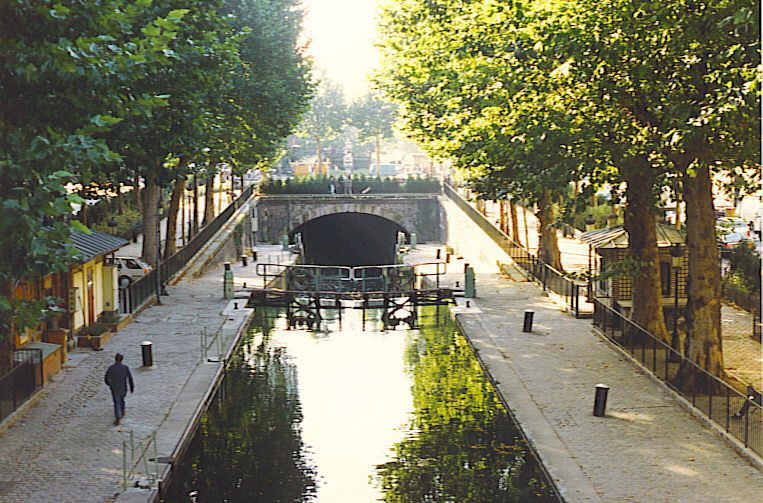 Image of Canal St Martin