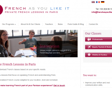 French As You Like It