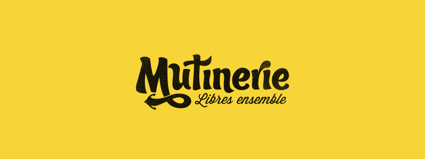 Mutinerie coworking space - logo