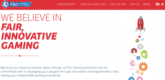 FDJ Gaming Solutions – English Copywriter in Paris