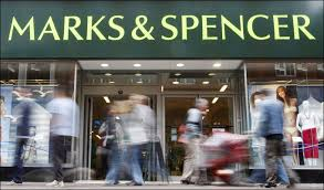 Image of Marks & Spencers in Paris - a favorite haunt of English Copywriter in Paris