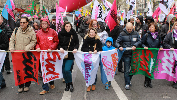 English Copywriter in Paris: The French art of striking and protesting