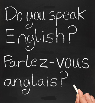 English Copywriter in Paris: parlez-vous anglais?